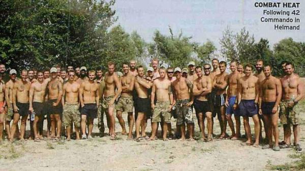 Royal Marines Mission Afghanistan-200