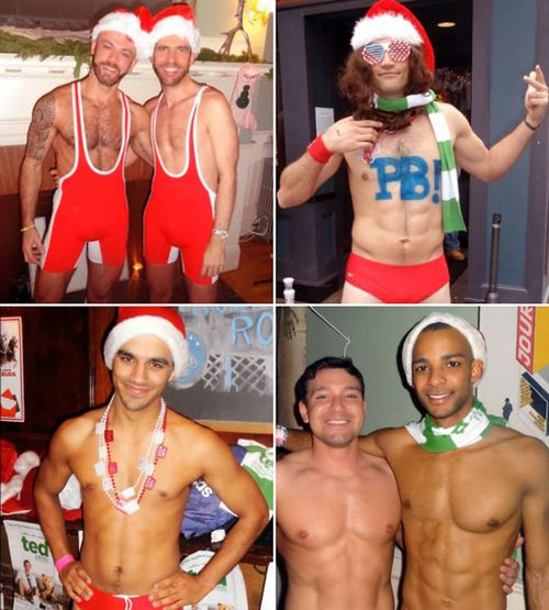 Santa-speedo-run-97