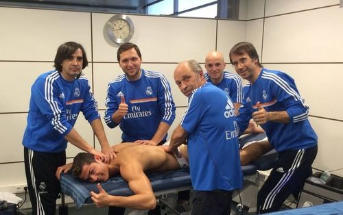Cristiano-massage