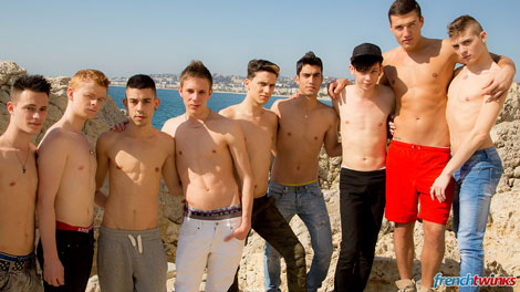 Group-french-twinks