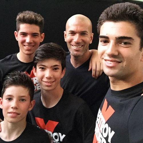 Zidane-family