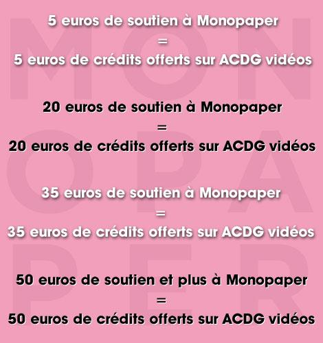 Acdg-videos-monopaper