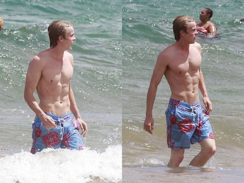 Graham+Rogers+Lucy+Hale+Vacations+Maui+double